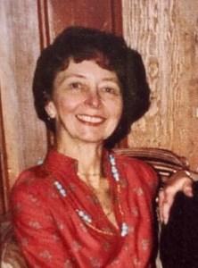 Elizabeth Catherine  McAllister
