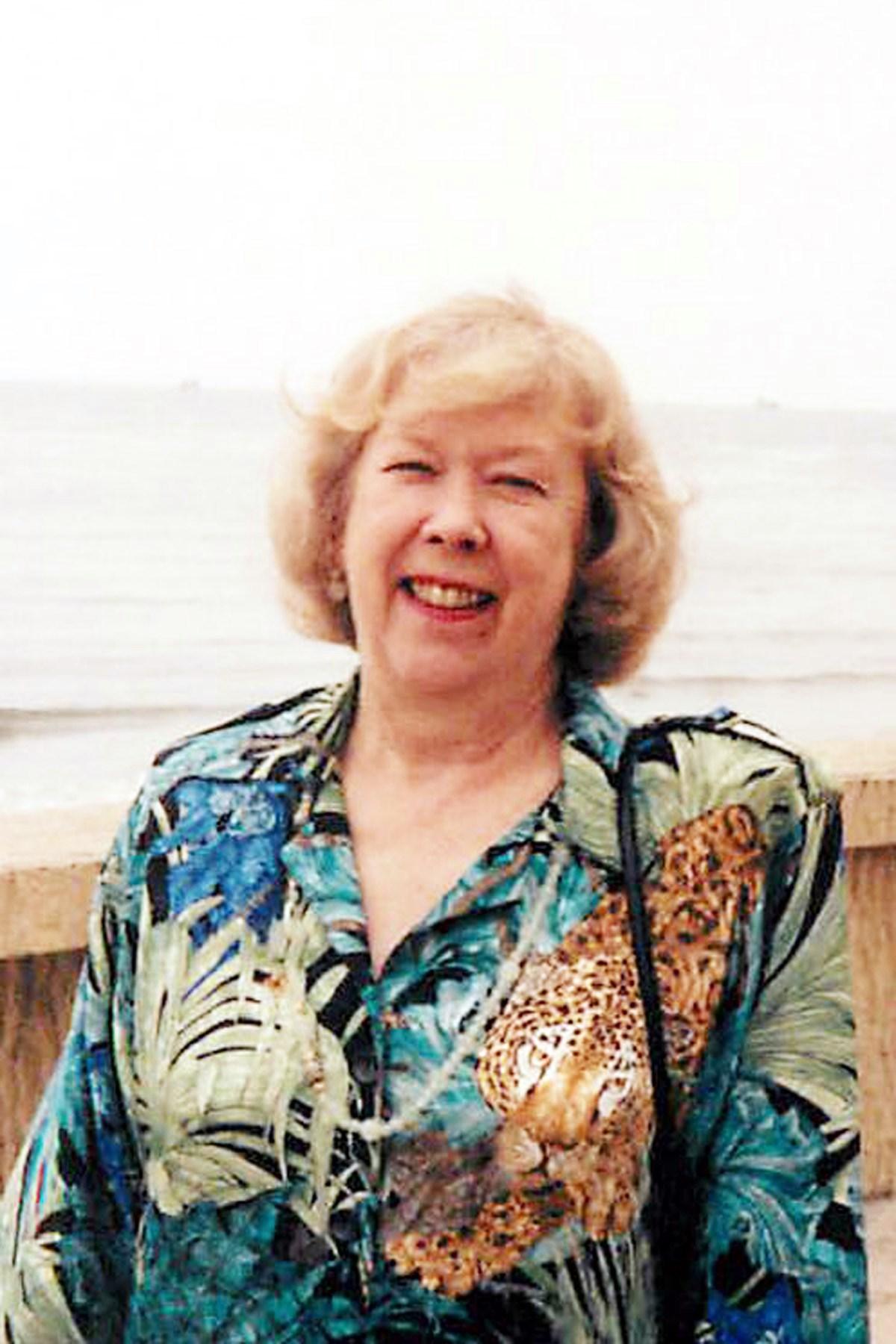 Betty S.  Merritt