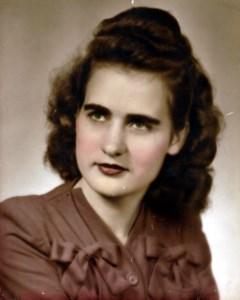 Gladys Irene  (Piker) Perkins