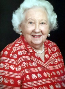 Margaret Elizabeth  Suddard