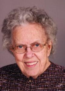 Gladys Goodman  Weddington