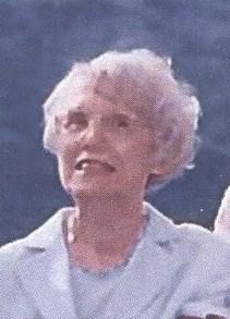 Mary Evelyn  McNab