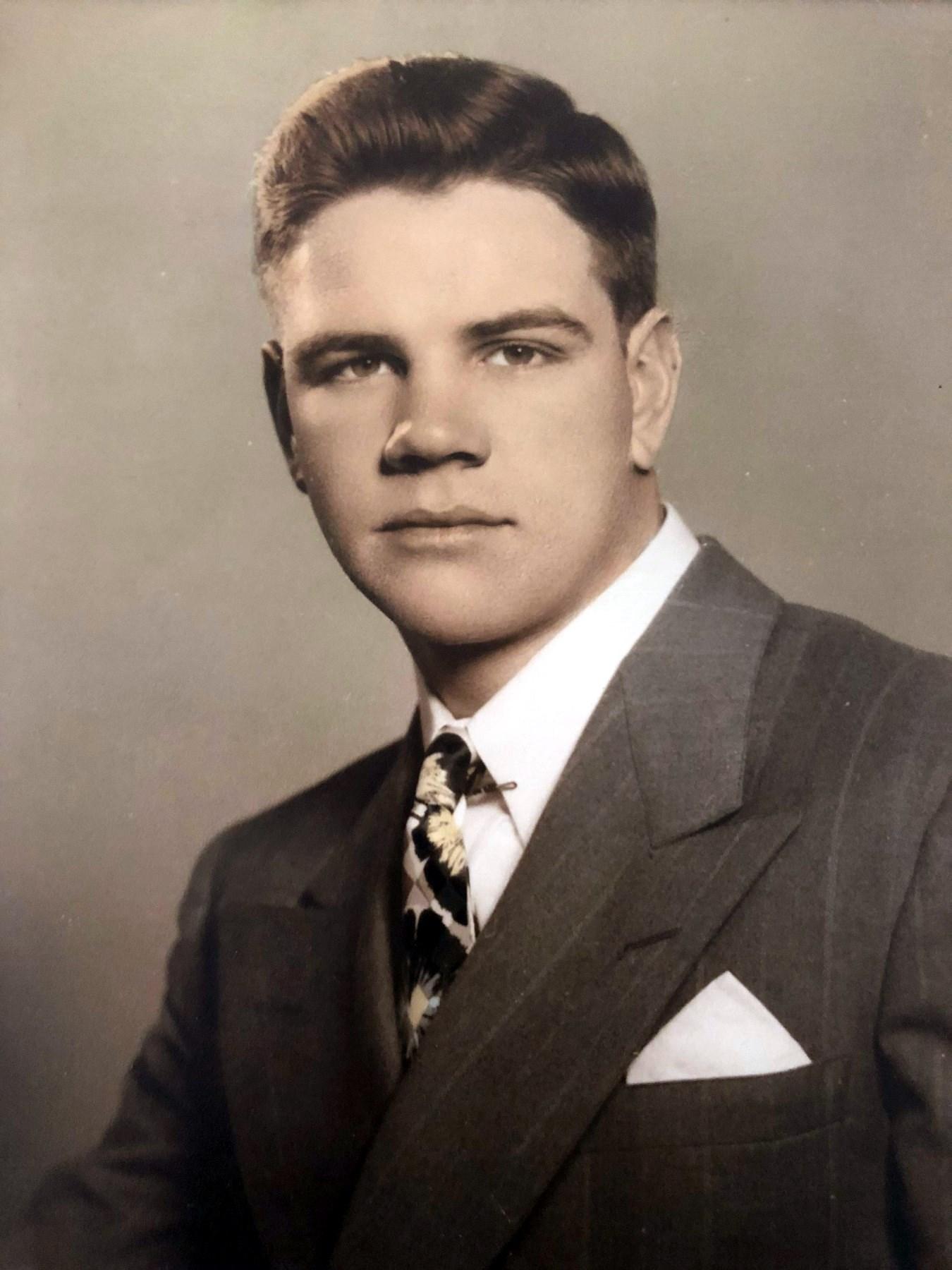 Walter Richard  McAree