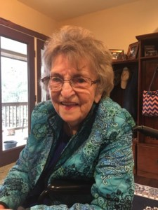 Gloria Lucia  Acton