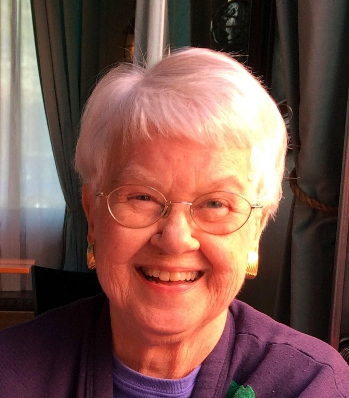 Helen May  Blosser
