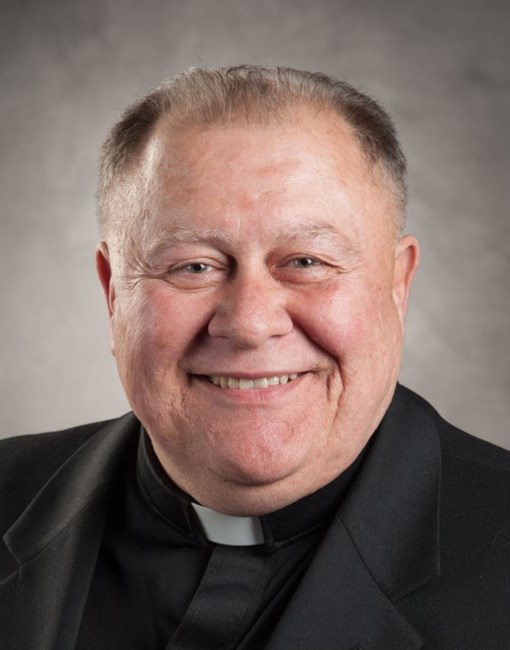 Obituary of Father Benjamin John Bacino