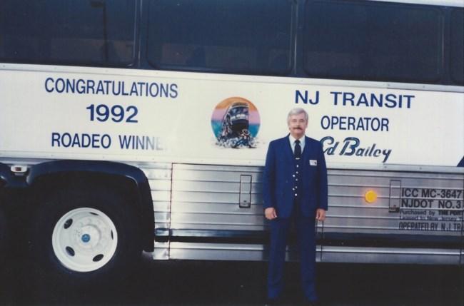 Edward W  Bailey Sr  Obituary - Toms River, NJ