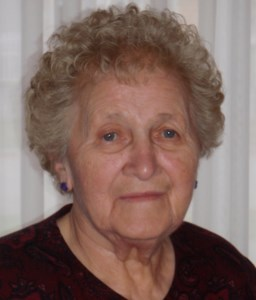 Mrs. Hildegard Louise  Ulmer (née Arndt)