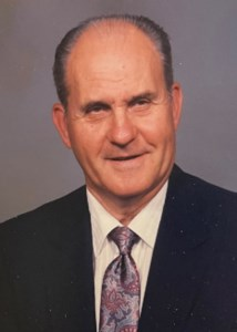"""Clayton """"Bud"""" C.  Hewitt"""