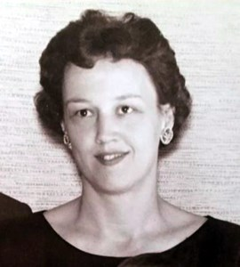 Edna Poole  Simpson Dill