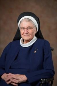 Sister Mary Laurene  Favre RSM