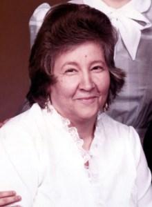 Nancy Faye  (Hall) Thomasson