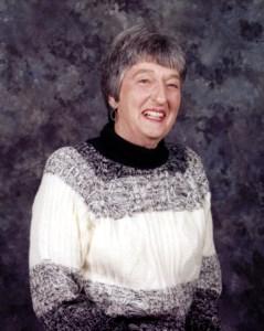 Doris Crafton  Riggs