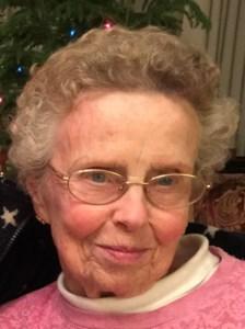 Gladys Mae  Rash