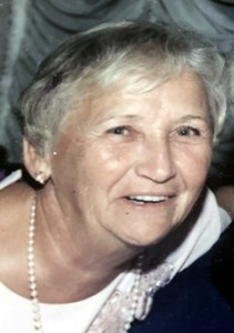 "Agnes ""Betty"" Elizabeth  Mahoney"