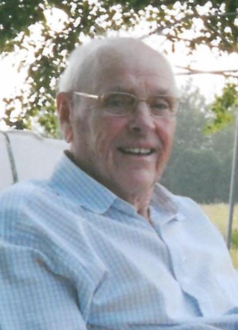 Obituary of Joseph Gordon Allard