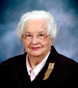 Doris Russell  Halenda