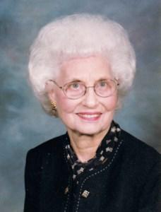 Eunice Kennedy  Ray
