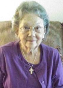 Martha Jeanette  Wright