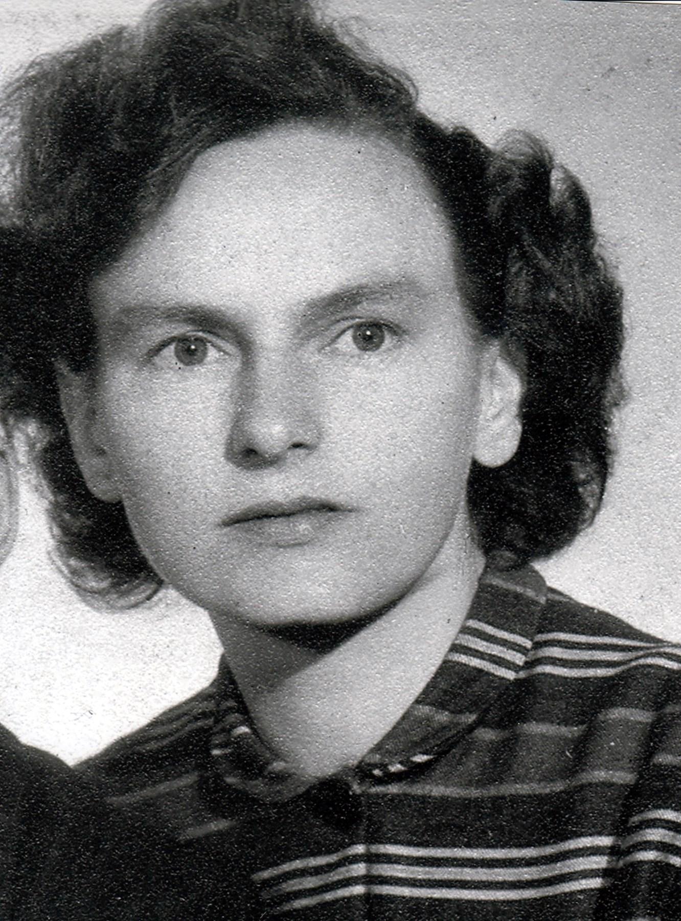 Mme Gizella  Mérö