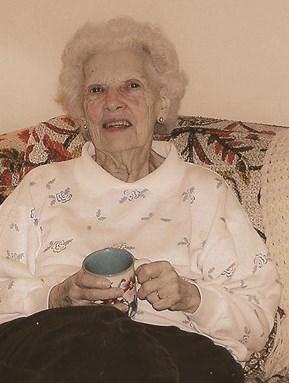 Marjorie Vredenburgh