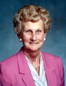 Eunice Elizabeth Benton  Daughtry