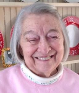 Mary Jo  Markwood Kauffman