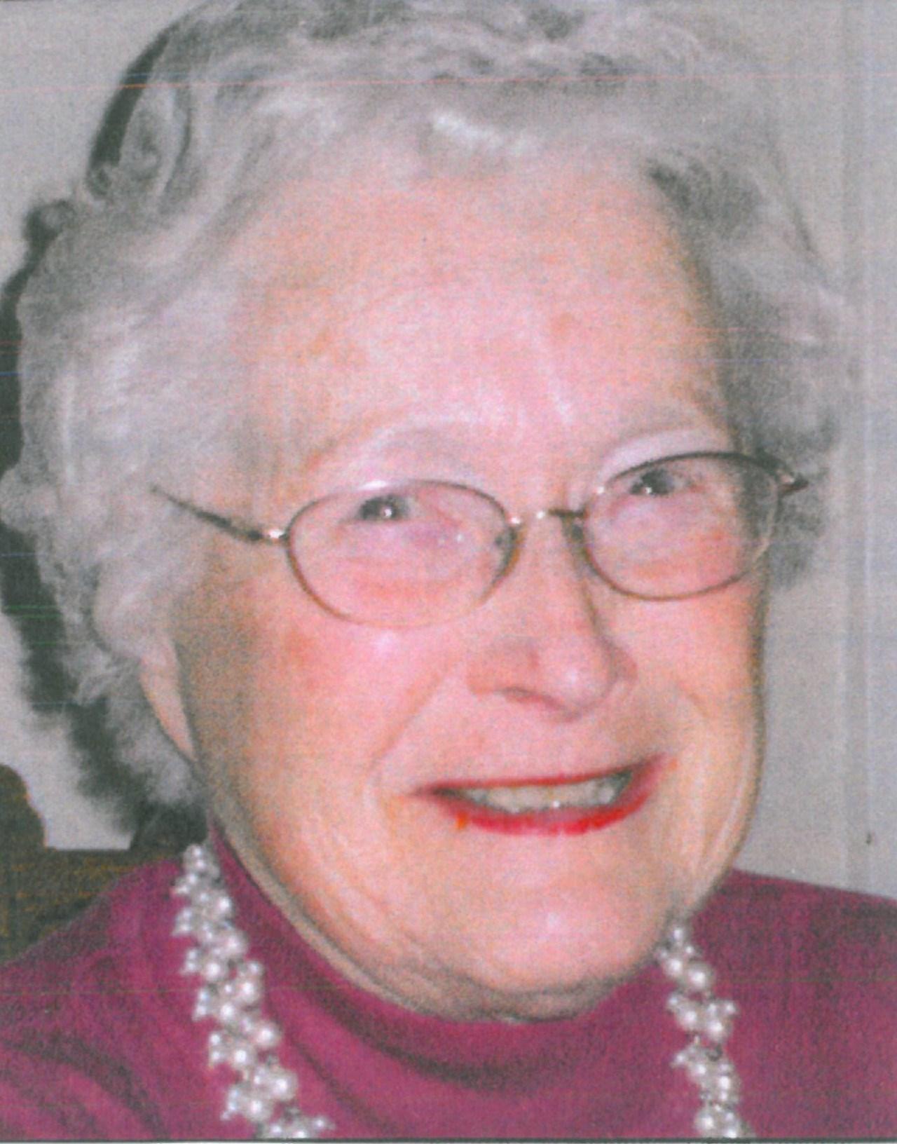 Elizabeth Marian VernonBc Elizabeth Tassie Marian Tassie Obituary XkiuOZP