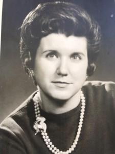 Ann Victoria  Hand