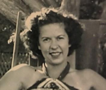 Gloria Elspeth  HARVEY