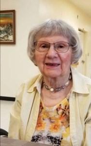 Margaret Vivian  Patrick