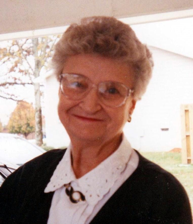 Martha Smith Anderson  Martin