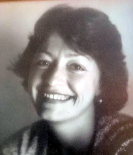 Margaret Elizabeth Davidson  McLay