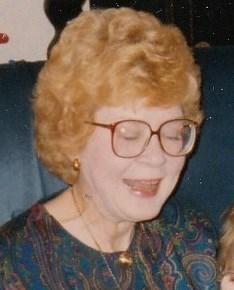 Rosemary Patricia  Olson