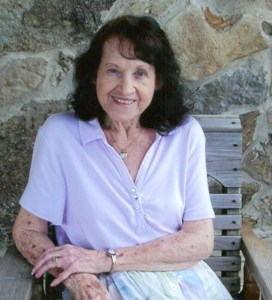 Ruby Christine  Foster