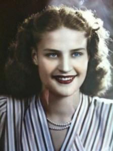 Memory Cynthia  Stableford (née Evens)