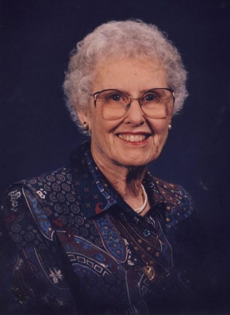 Obituary of Syble M Simon