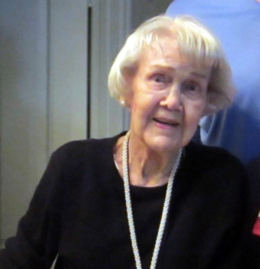 Edna Rose  Peterson