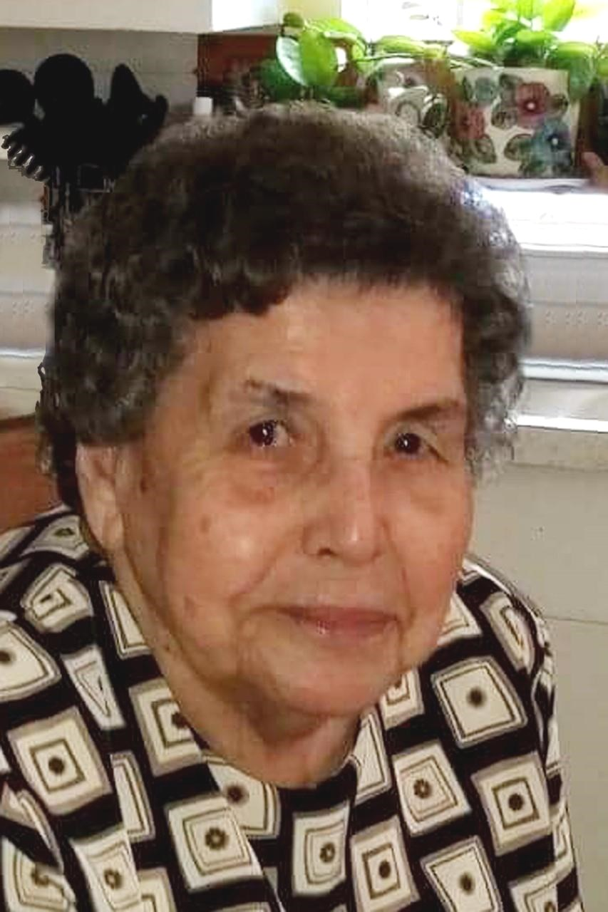 Rebecca A  Garza