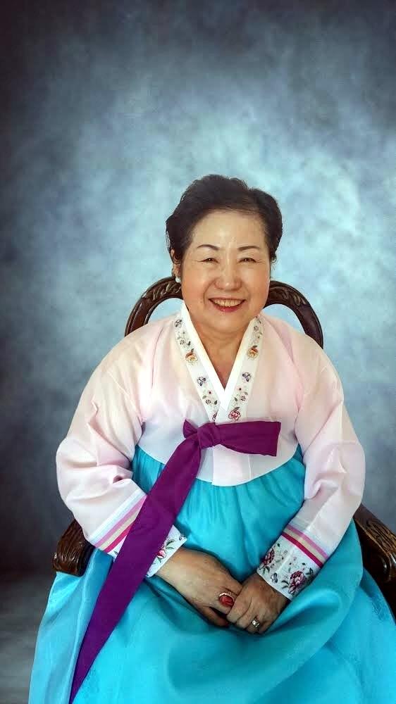 Mrs Soon  Eui   Ahn