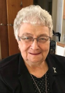 Sharon Elaine  Briand