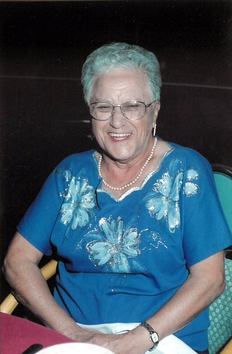 Irene Dorothea  CANTERBURY