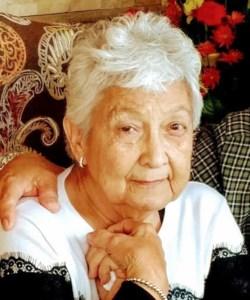 """Mary """"Marie"""" A.  Lozano"""