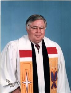 Reverend Raymond Leroy  Gass