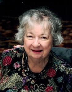 May Patricia  Ward
