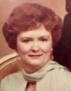 Carole Joan  Baxter Daugherty