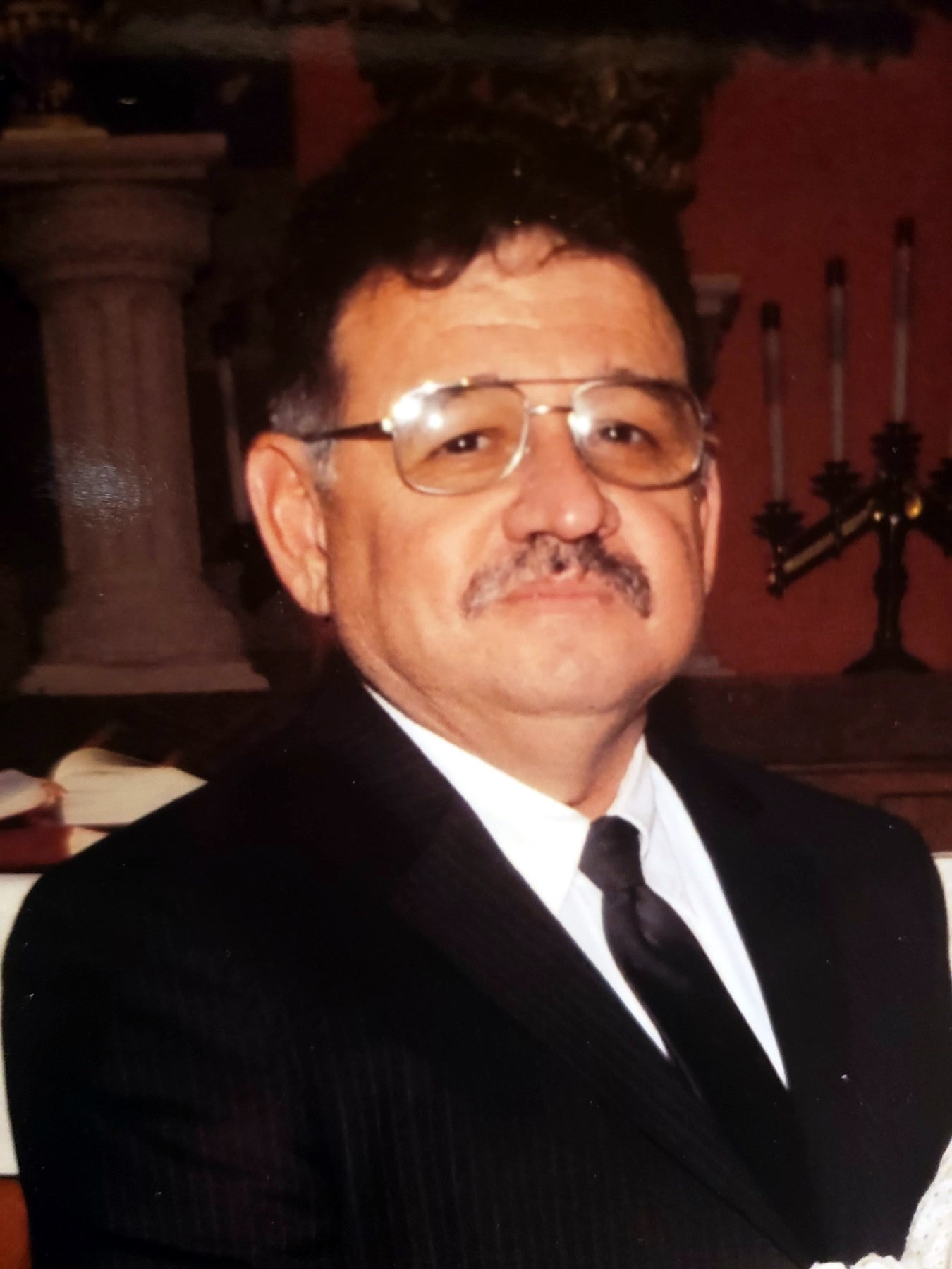 Alfredo W.  Guajardo