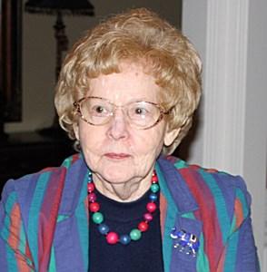 Ruth Maxine  Chamberlin