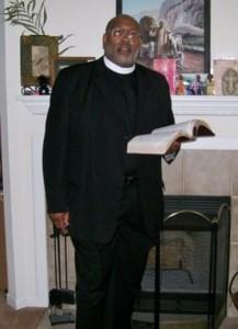 Rev. Ronald Elvee  Hardin