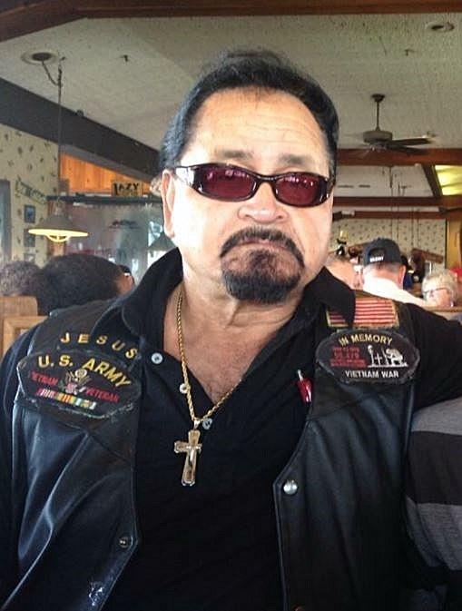 Mike T.  Aguilar Sr. (Superman)